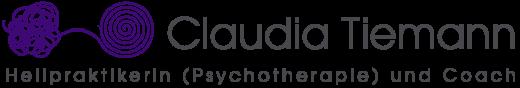 Claudia Tiemann | Psychotherapie, Kunsttherapie und Coaching